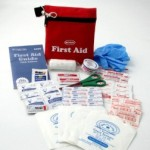 First Aid Kit and Supplies